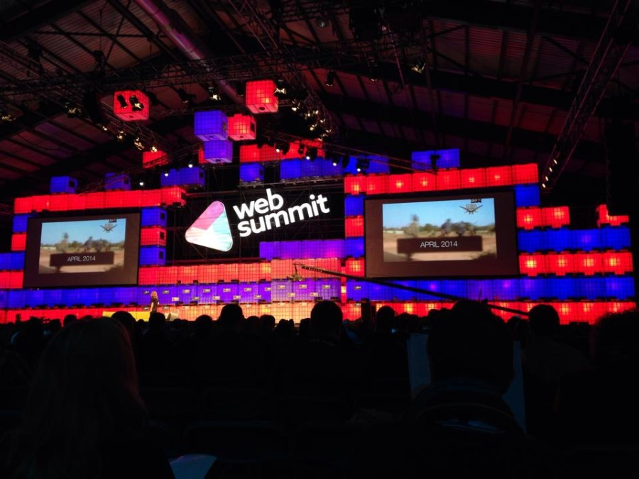 web summit 2014 main stage